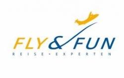 Reisebüro Fly & Fun Logo