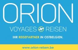 Voyages Orion Reisen GMBH Logo