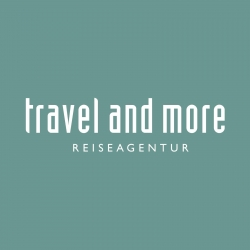 travel and more Reiseagentur Logo