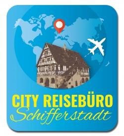 City Reisebüro Schifferstadt Logo