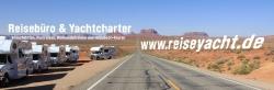 Reisebüro & Yachtcharter  Logo