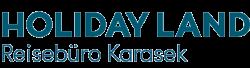 Holiday Land Reisebüro Karasek Logo