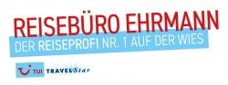 TUI TRAVELStar Reisebüro Ehrmann Logo