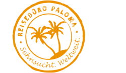 Reisebüro Paloma Logo