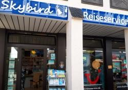 Skybird-Reiseservice Logo