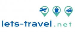 lets-travel.net Logo