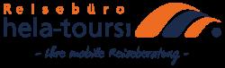 Reisebüro hela-tours GmbH Logo
