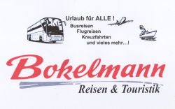Reisedienst F.Bokelmann KG Logo
