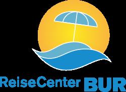 ReiseCenter BUR Logo