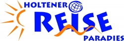 Holtener Reiseparadies Logo