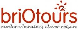 Reisebüro briOtours Logo