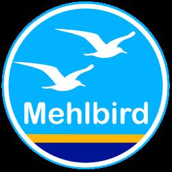 Mehlbird - Stefan Mehlgarten Logo