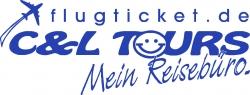 Reisebüro C&L TOURS Logo