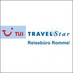 TUI TravelStar Reisebüro Rommel Logo